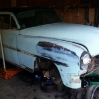 1951 Chrysler Windsor Deluxe for Resto