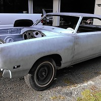 1969 Coronet R/T Project